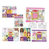AIL Products Melissa and Doug Little Girl's Art Pack