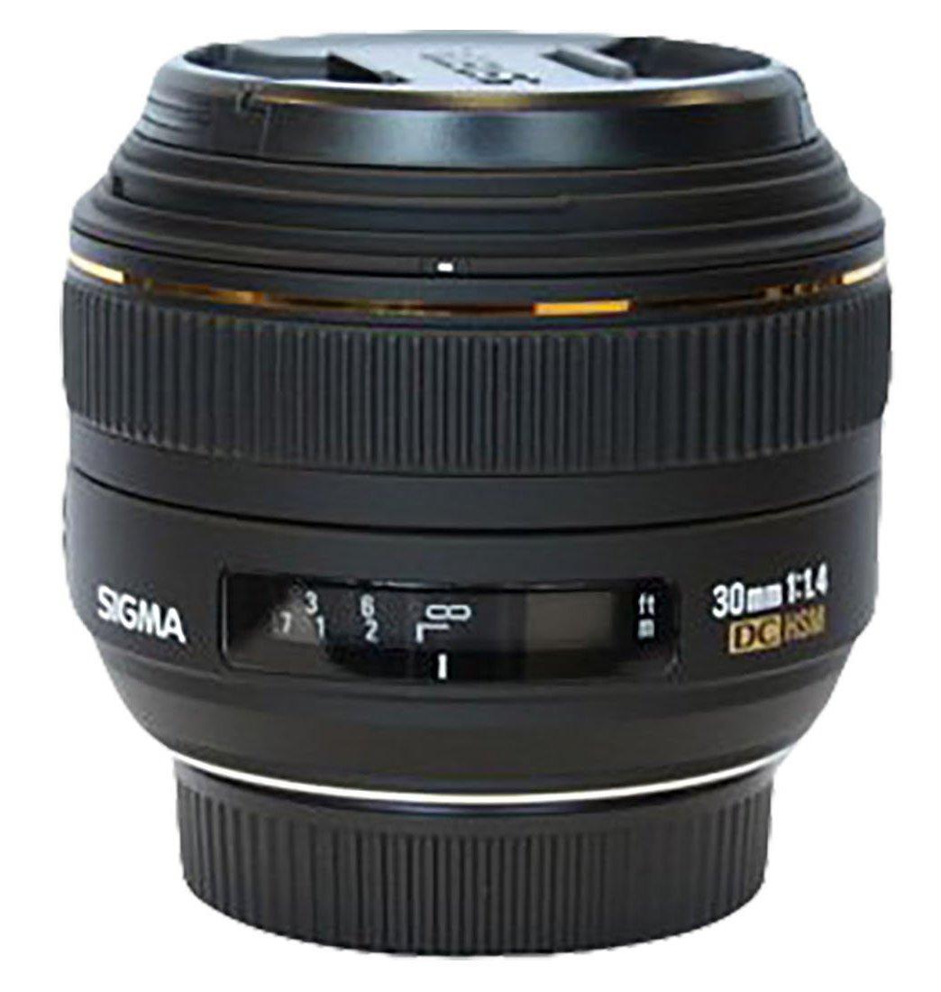 Sigma F EX DC HSM Objetivo para Nikon distancia focal fija mm