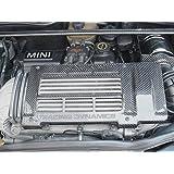 Carbon fiber engine cover, MINI Cooper S R53 02-08