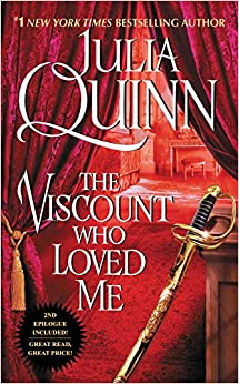 The Viscount Who Loved Me (Bridgertons)