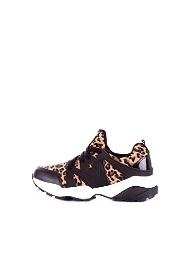 Sneakers Guess Donna Leopard Vendita Sneakers On line su