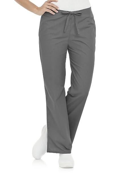 530c02cfd2c Amazon.com: Landau Scrub Zone 83221 Women's Cargo Pant, Grey: Clothing