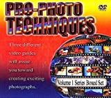 Pro Photo Techniques - Valume # 1 on DVD