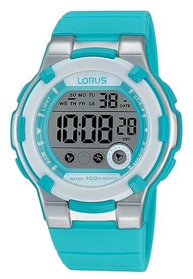 Relojes Lorus its_amaz-reloj deportivo digital de cuarzo caucho R2357KX9
