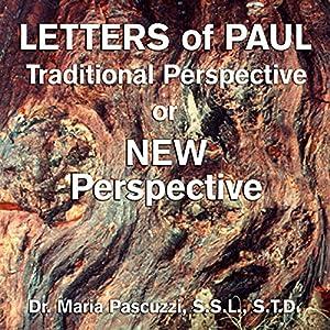 Letters of Paul Speech
