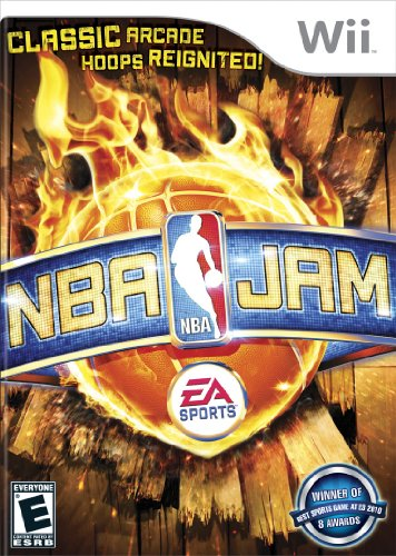 Sale!! NBA Jam - Nintendo Wii
