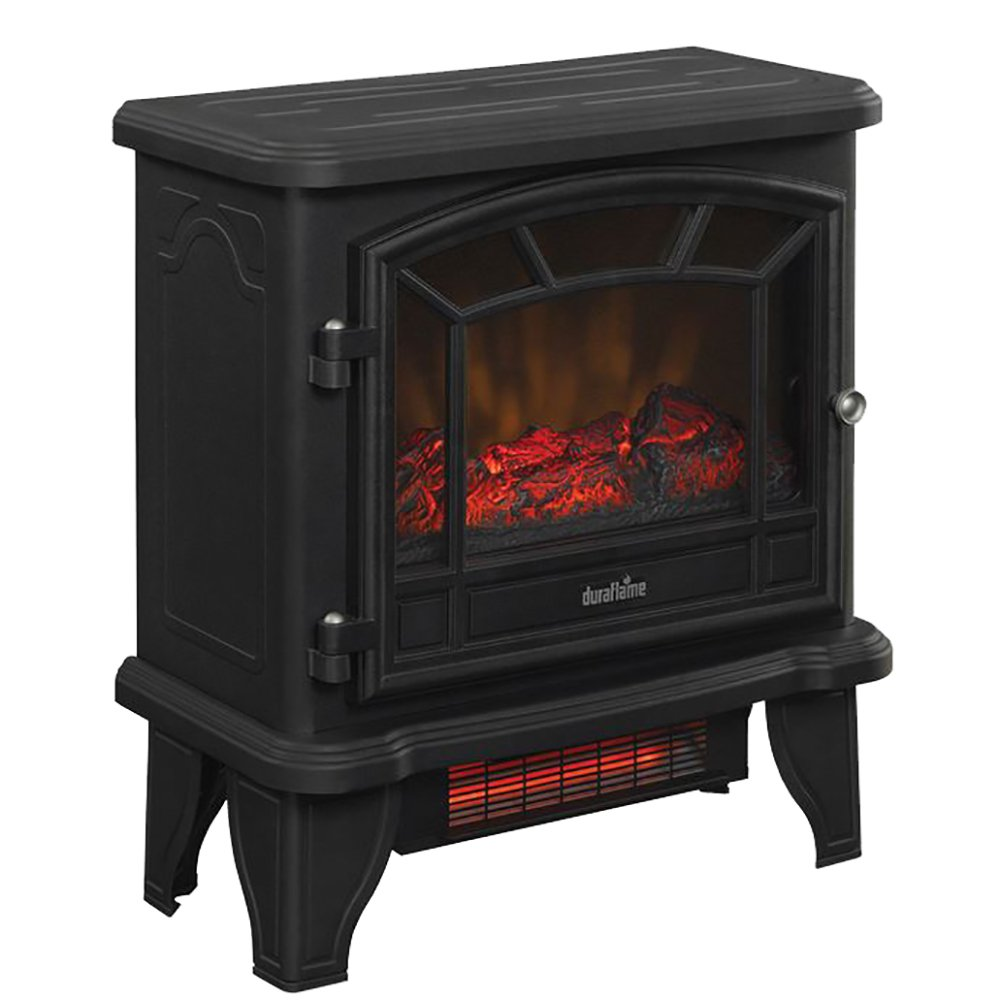 Amazon.com: Duraflame DFI-550-22 Infrared Electric Stove Heater ...