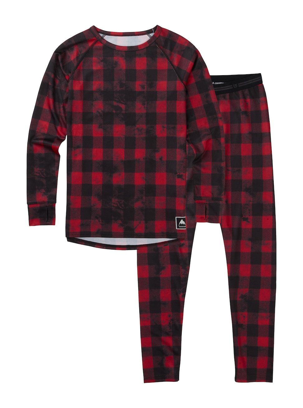 Burton Youth 1st Layer Set Pantalone Termico Unisex Bambini