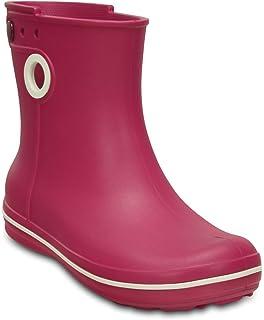 Crocs Jaunt Shorty Boot Women, Mujer Bota, Amarillo (Yellow), 33-34 EU