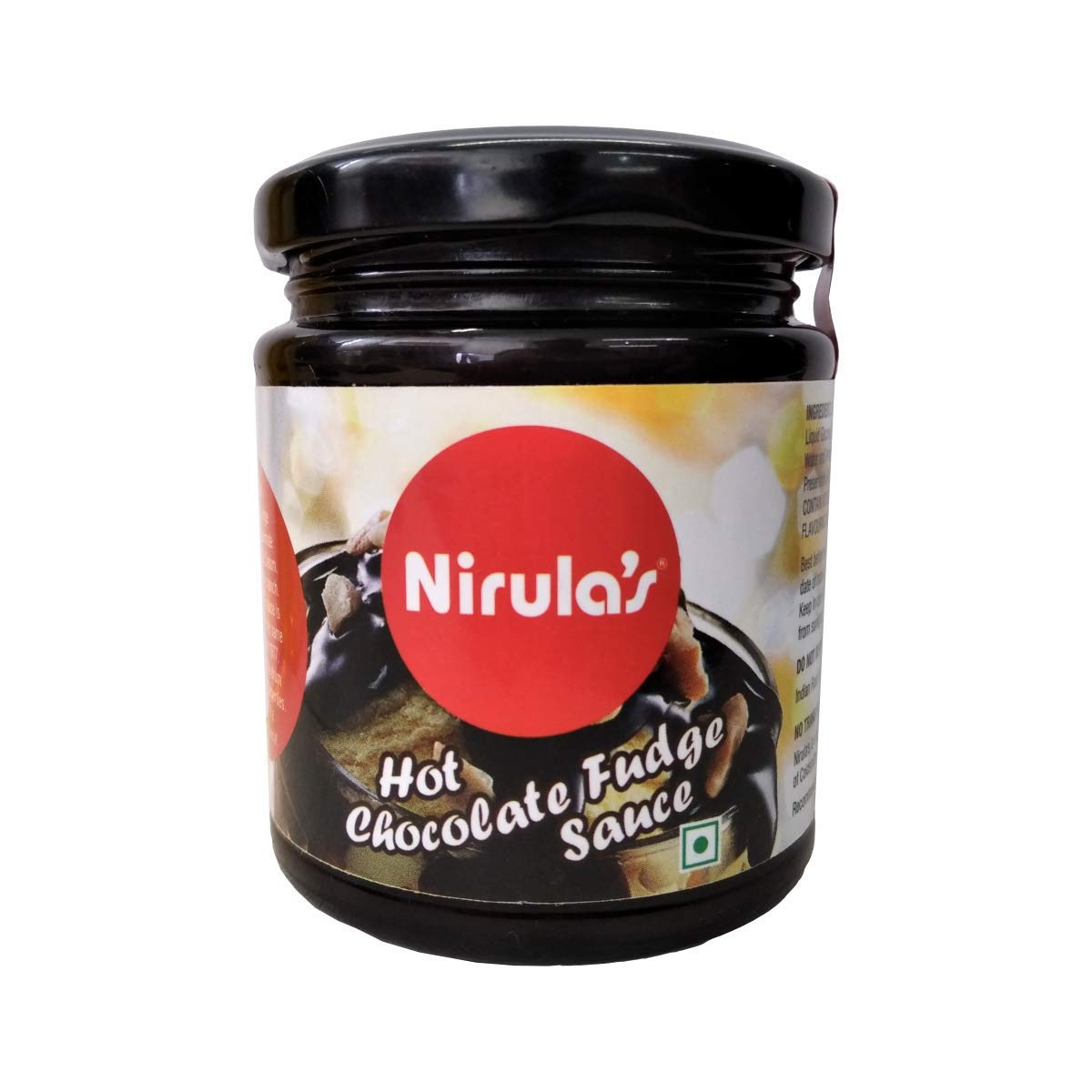 Nirula S Original Hot Chocolate Fudge Sauce Handmade Spread Ice Cream And Cake Topping With Fresh Ingredients 230gm Amazon In Grocery Gourmet Foods