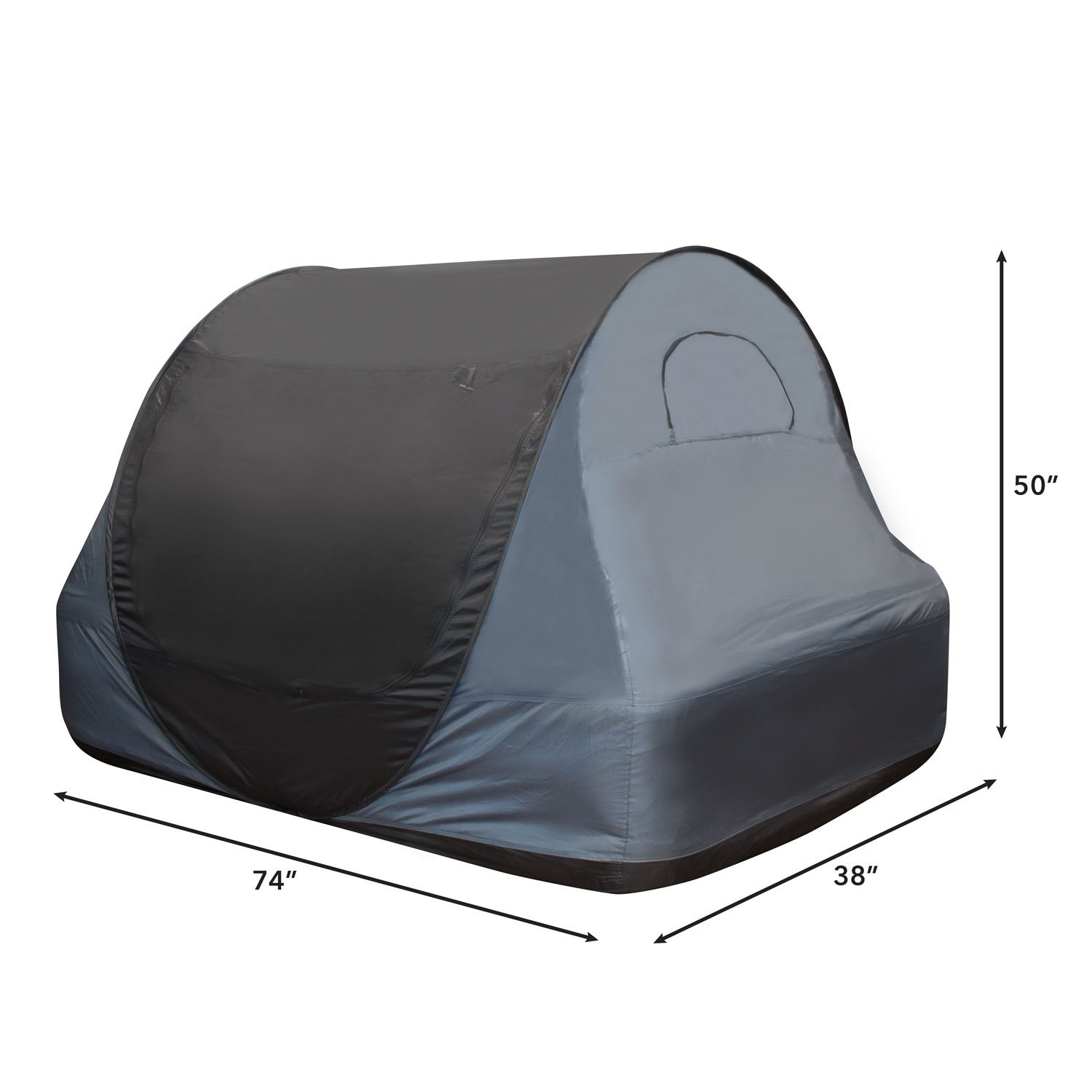 Winterial Privacy Tent / Bed Tent / Indoor / Privacy Tent / Full (Twin)
