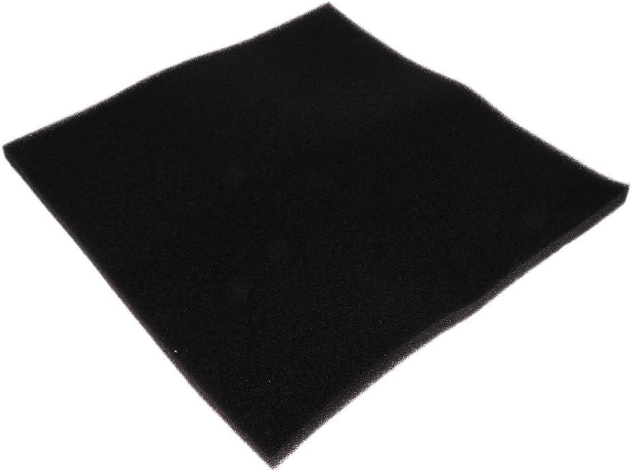 Negro 50x50x2cm Blanco 60x40cm Bio Fish Tank Aquarium Bio Filter Foam Pond Filtration Cotton Sponge Pad