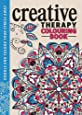 The Creative Therapy Colouring Book (Creative Colouring for Grown-ups)