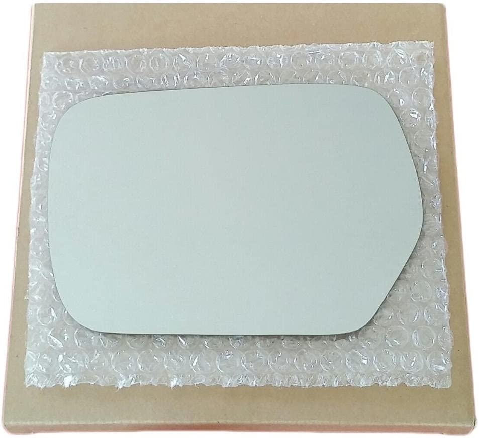 New Door Mirror Glass Replacement Passenger Side For Mitsubishi Outlander 03-06