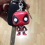 Amazon.com: Llavero Funko POP: Marvel. Figura de acció ...