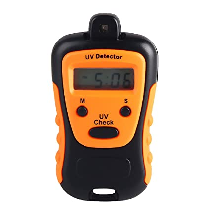 Prueba de resistencia UV de alta precisión, medidor de rayos UV, detector de rayos