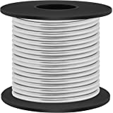 Aluminum Wire for Craft, CoiTek 8 Gauge Silver Crafting Wires Bending Craft Silver Wire for DIY Sculpture and Jewellery…