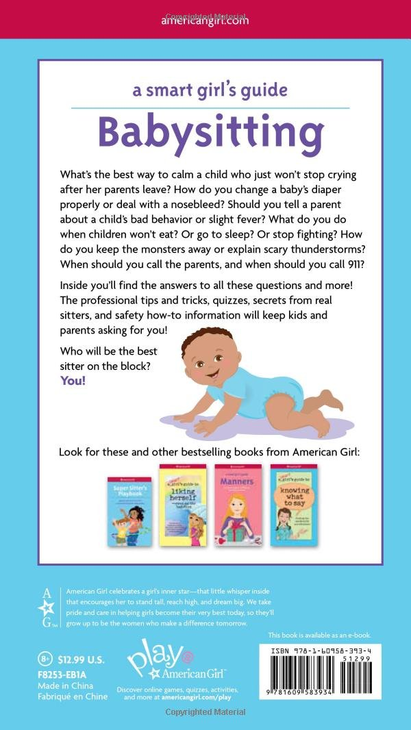 A Smart Girl's Guide: Babysitting: The Care and Keeping of Kids ...