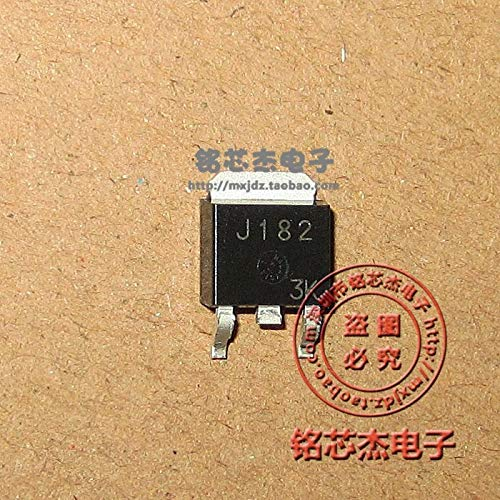 Calvas 20pcs//lot 2SJ182S J182 2SJ182STR TO-252 MOSFET