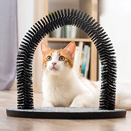 FINEWAY CAT KITTEN Rascador de Masaje para Gatos y Gatos con ...