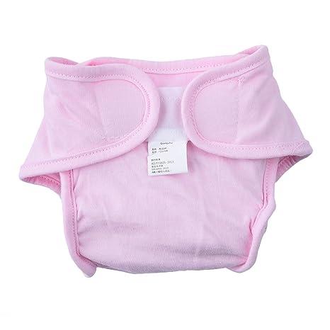 Panales Pantalones De Entrenamiento Para Bebe Pano Lavable Reutilizable Para Bebe Panales Bebes Panales Rosa Rosa Talla 0 6 M Bebe Brandknewmag Com