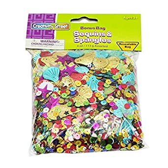 many varieties to choose from spangles Confetti Shapes