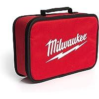 "Milwaukee Heavy Duty Canvas Mini Rectangular Contractors Bag (12"" x 9"" x 3.5"")"