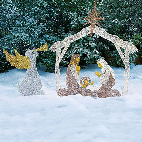 Christmas Outdoor Nativity