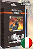 Square Enix FFTCG Final Fantasy Trading Card Game IX Starter Deck Set Iniziale Box 6 mazzi da 50 carte completamente in Italiano