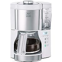 Melitta Look Timer 1025 – 07 filtre kahve makinesi, zamanlayıcı fonksiyonlu, çıkarılabilir su tankı ve kireç çözücü…