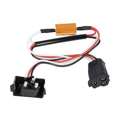 Grand General 83023 LED Light (3 Prong Flasher Load Equalizer Resistor Plug, 2Amp), 1 Pack: Automotive
