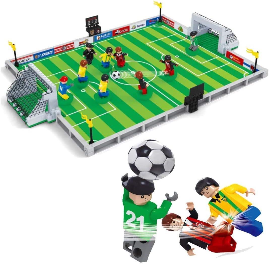 Ingenious Toys Fútbol Nuevo Caja Set / Sport Soccer Juego Jugable ...
