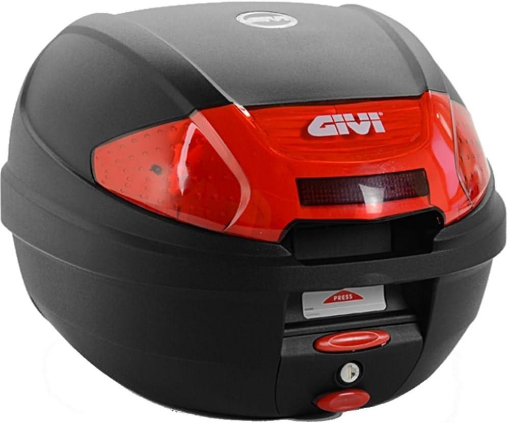 Top Case GIVI E300 Monolock 30 l negro