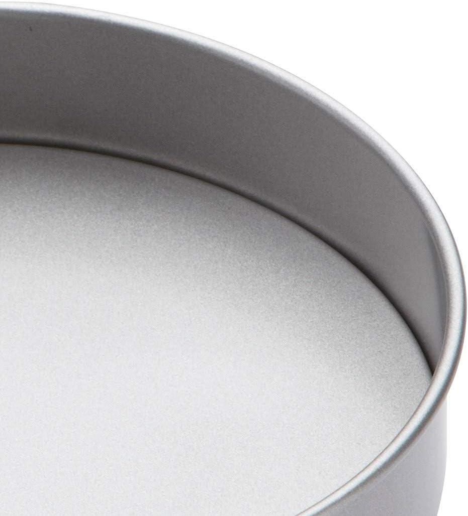 9 x 12 x 16 cm Argent Kitchen Craft KC2BK20 Antiadh/ésive Moule Acier