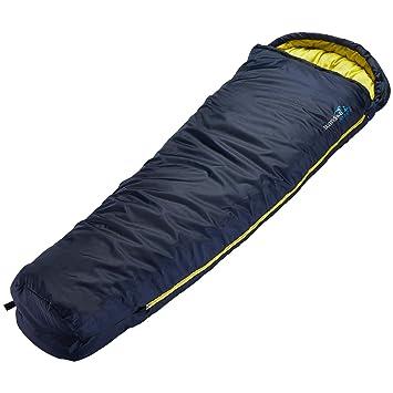 Links und rechts k/önnen trat zusammen skandika Thurso Decken Erwachsene Schlafsack f/ür Camping Wandern Trekking