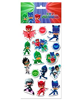 PJ Mask® Stickers Removibles