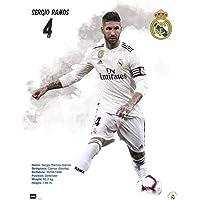Erik Editores Mini Poster Real Madrid 2018/2019 Sergio
