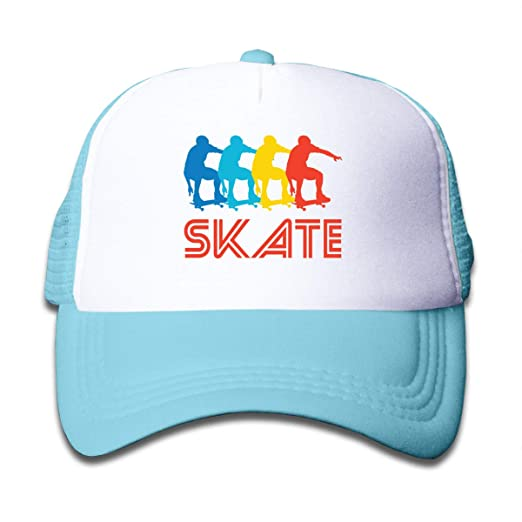 official site free shipping incredible prices Amazon.com: Skater Retro Pop Art Skateboarding Graphic Skate ...