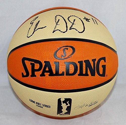 Spalding Autograph (Elena Delle Donne Autographed Official WNBA Spalding Basketball - JSA W Auth)