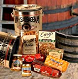 Deluxe Meat and Cheese Gift Set | Great Gift for Holidays, Birthdays, or Father's Day