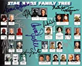#10: Star Wars Cast Signed Autographed 8 X 10 Reprint Photo #12 - Mint Condition