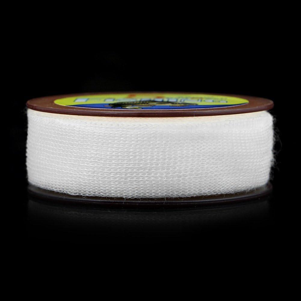 Mifive 5M PVA 25mm Large Mesh Recharge P/êChe /à La Carpe Stocking Boilie Rig Appats Wrap Sacs