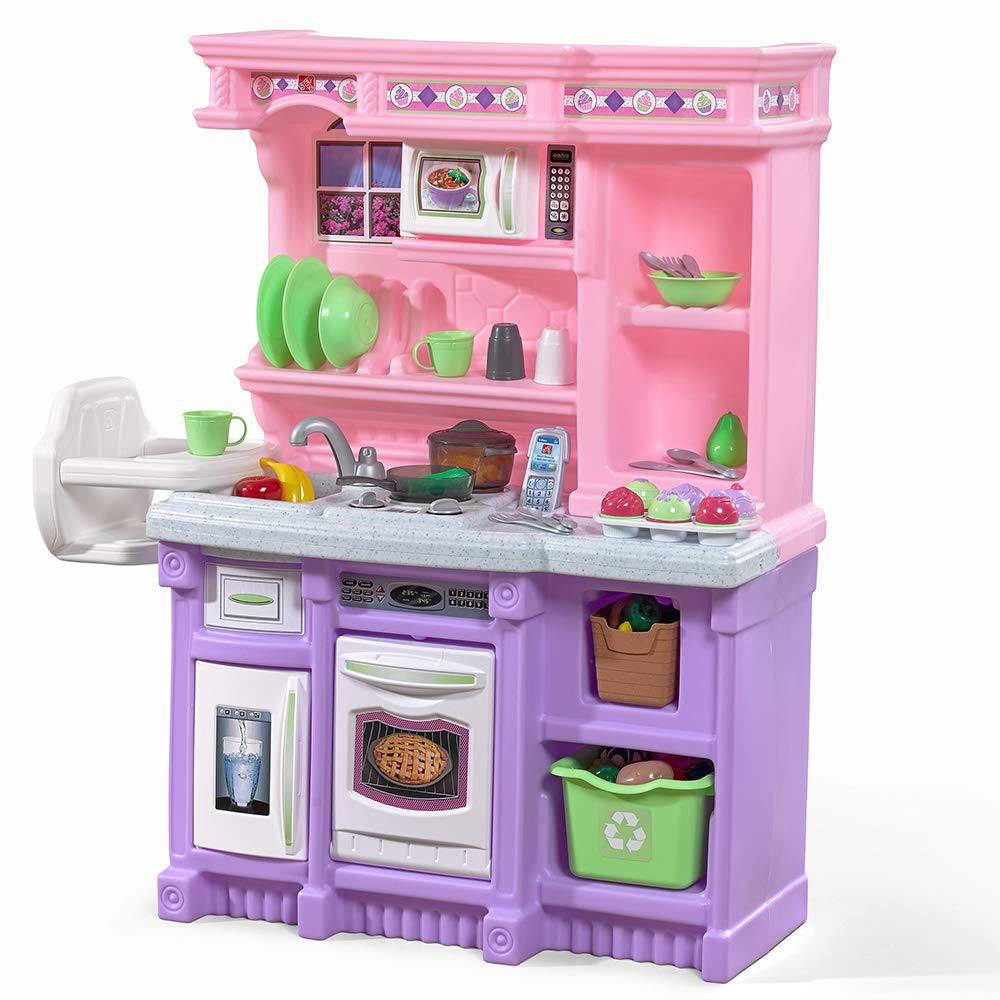 Step2 Sweet Baker's Kitchen, Pink & Purple