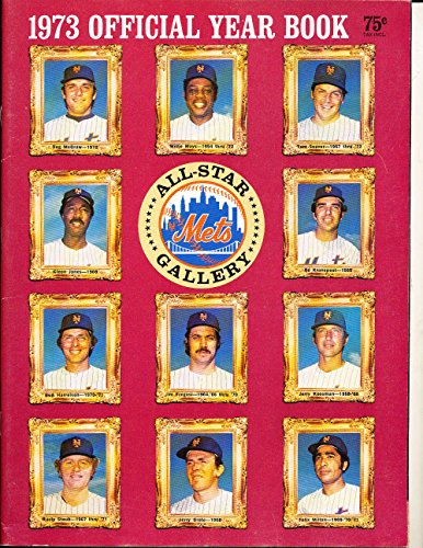 1973 New York Mets Yearbook