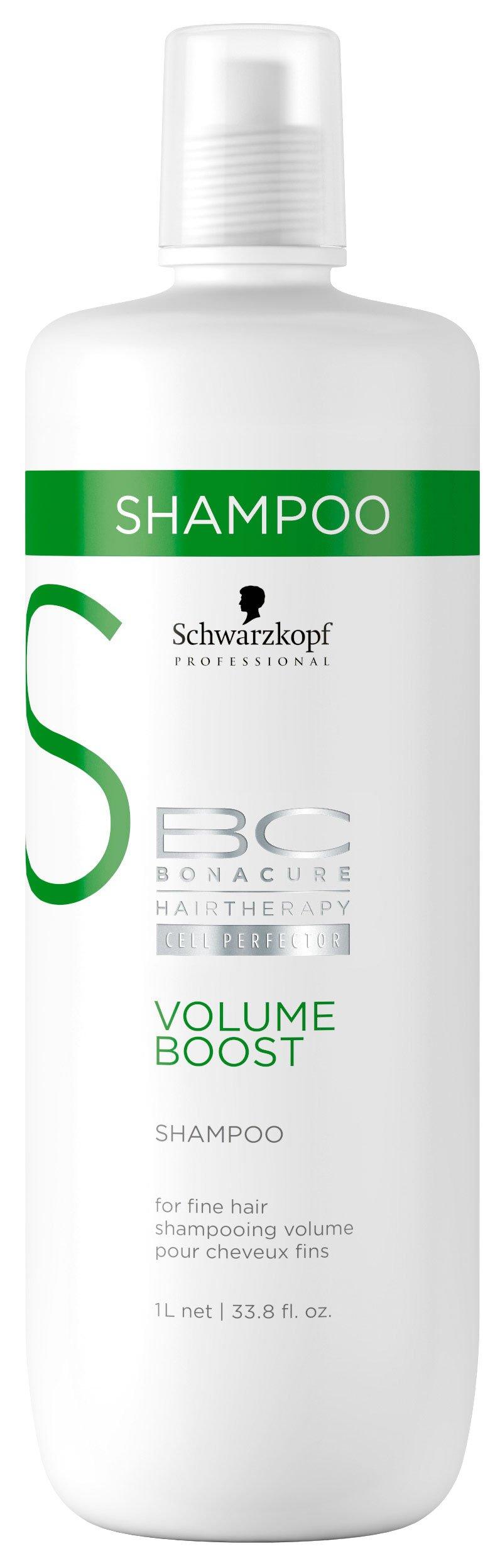 BC Bonacure VOLUME BOOST Shampoo, 33.81-Ounce