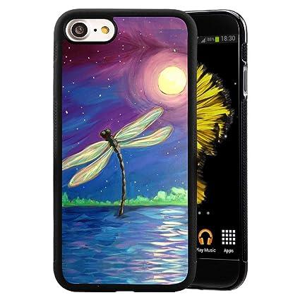 Amazon.com: Carcasa para iPhone 7 y 8, diseño de árbol de ...