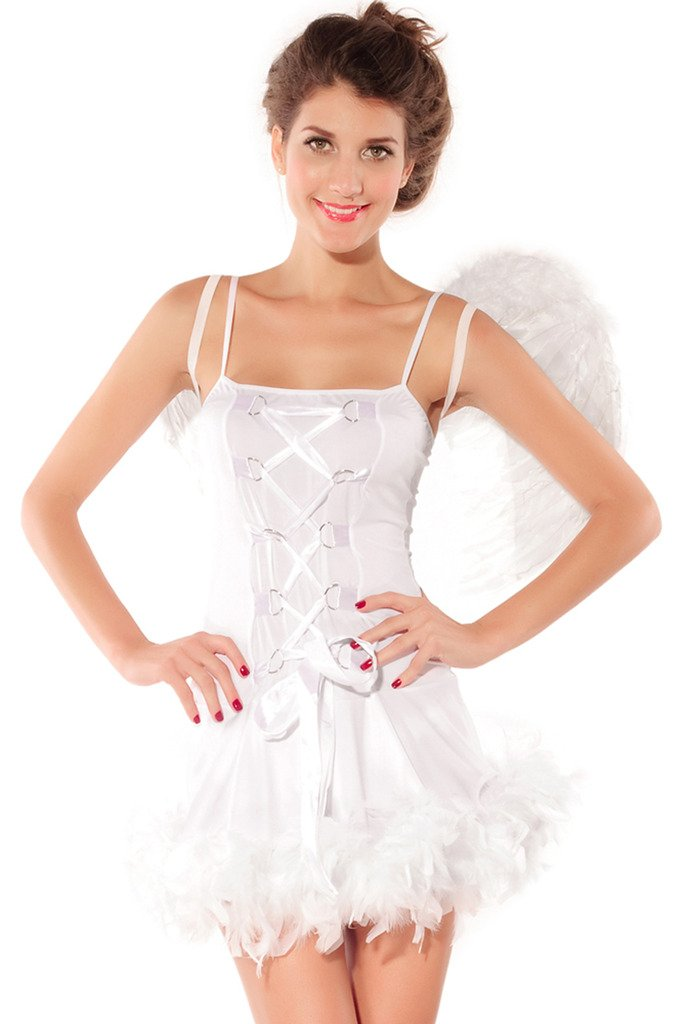 Queen Costume Disfraz Erótico - 1 Disfraz erótico: Amazon.es ...