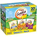 20 Pack Pepperidge Farm Goldfish Snack Packs