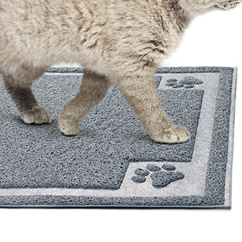 Cat Litter Mat, GeekDigg Kitty Litter Mat Foldi...