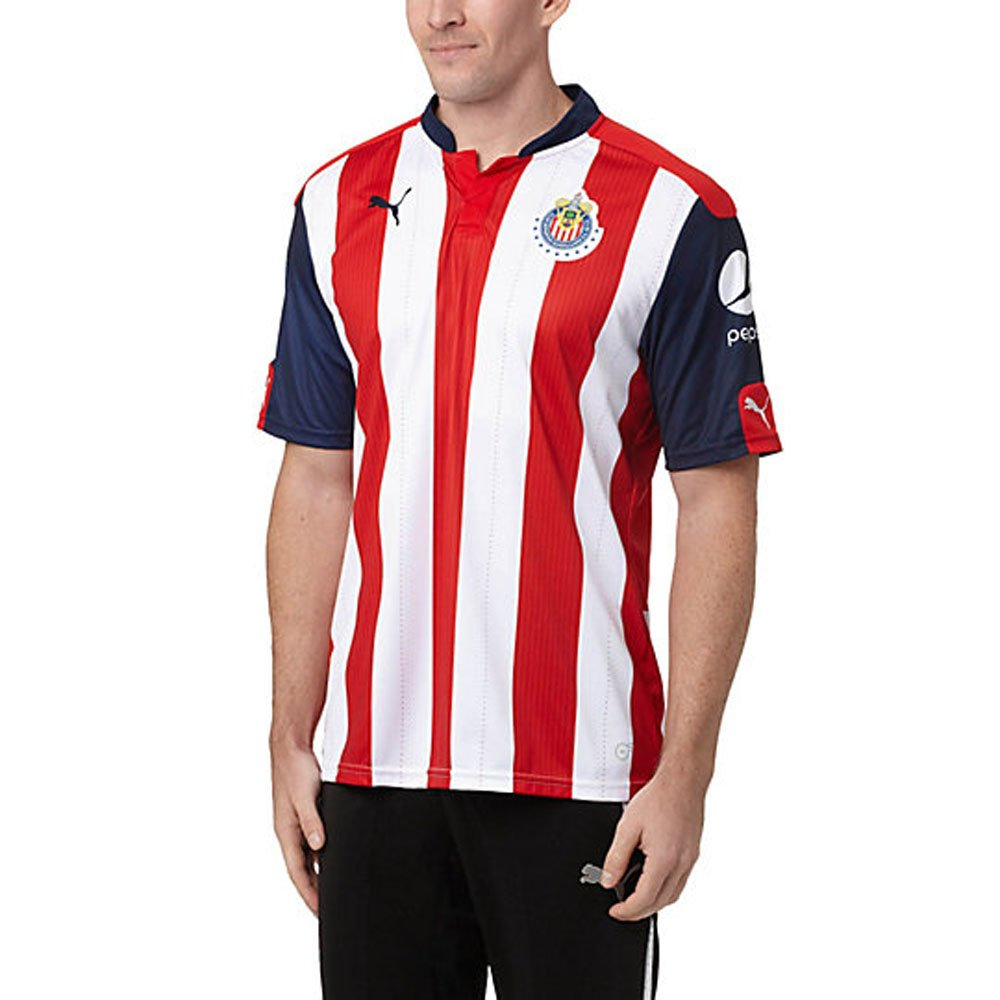 Puma Chivas HOME 2016/17 Replica Jersey-RED
